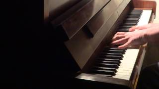 """""""Say You Will""""  by Stevie Nicks and Fleetwood Mac. Piano Tribute"""