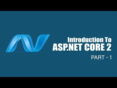 Introduction to ASP.NET Core 2 | Environment Setup | Part 1 | Eduonix