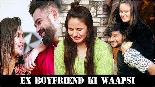 EX-BOYFRIEND KI WAAPSI    SHARING FLAT    Namra Qadir    Aazam Khan    Virat Beniwal