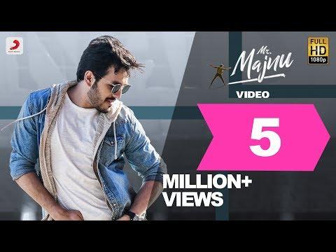 Download Mr. Majnu - Official Teaser | Akhil Akkineni, Nidhhi Agerwal | Venky Atluri | BVSN Prasad | Thaman S HD Video