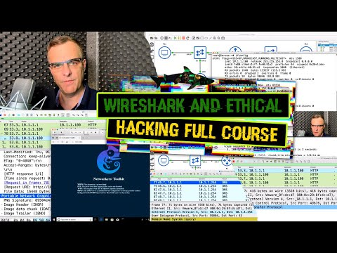Free Wireshark and Ethical Hacking Course: Video #1 - YouTube