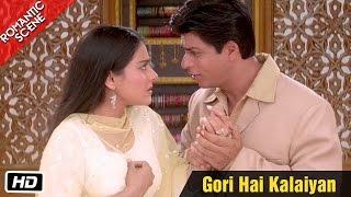 Gori Hai Kalaiyan - Romantic Scene - Kabhi Khushi Kabhie Gham - Shahrukh Khan, Kajol