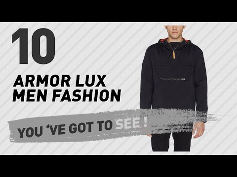 Armor Lux Men Fashion Best Sellers // UK New & Popular 2017