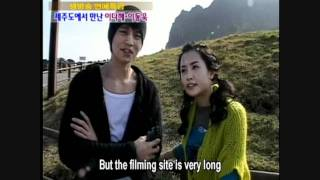 My Girl Making Of... in Jeju Island(English Sub) [HD]