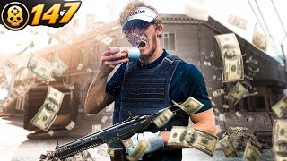 how we won $30,000 with 147 KILLS in Warzone...