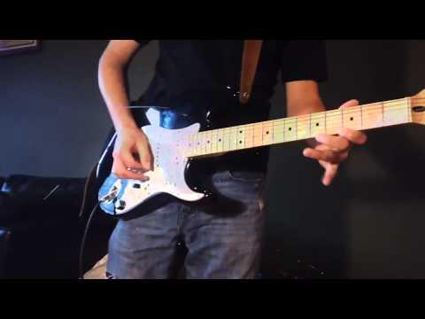 Circuit Bent Fender Stratocaster Guitar Demo 2