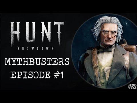 Hunt Showdown: Mythbusters #1 (A mixed bag of myths)