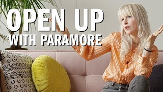 Open Up W/ Hayley Williams Of Paramore — Urban Outfitters
