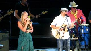 Jason Mraz & Colbie Caillat - Lucky - Hollywood Bowl - 6-23-17
