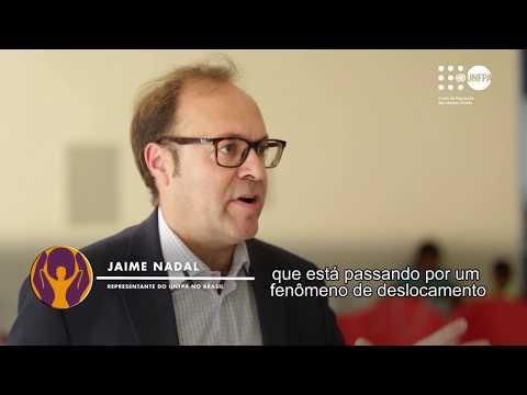 Seminário em Roraima: Jaime Nadal