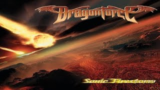 DragonForce - Above The Winter Moonlight | Lyrics on screen | HD