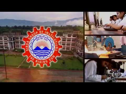 English | 25 SEC | Tv | commercial ¦ SIRDA Group of Institutions, Naulakha, Sunder Nagar
