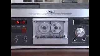 ReVox B710 B 710 MKII Tape Recorder
