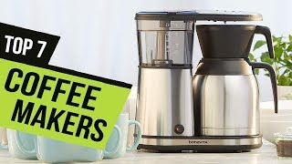 BEST COFFEE MAKERS! (2020)