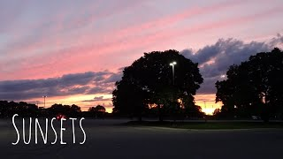 Sunset in The City-Fpv Freestyle-Detroit Quad Crew