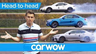 BMW M2 vs Lexus GS F vs Toyota GT86 - you won