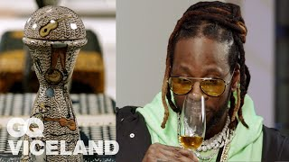 2 Chainz Drinks $450K Tequila | Most Expensivest | GQ & VICELAND