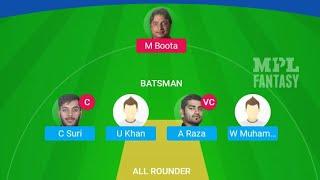 ECB Vs FPV dream 11 team,ECB Vs FPV dream 11 team prediction ???? wining team