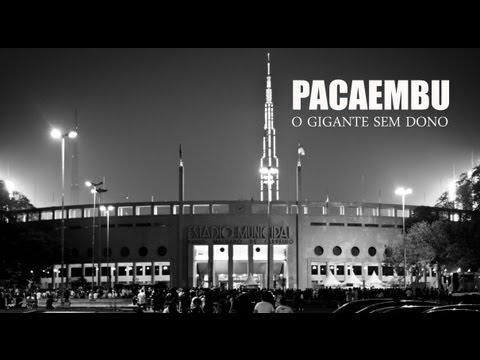 Pacaembu - O gigante sem dono