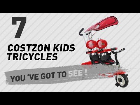 Costzon Kids Tricycles // New & Popular 2017