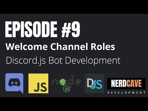 Discord JS Bot Development - Message Await - Episode 27