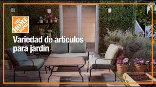 Disfruta de tu jardín con los mejores productos