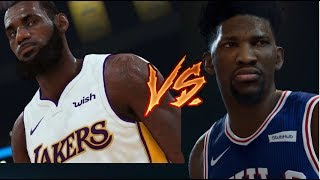 WHICH IS BETTER NBA 2K19 VS NBA LIVE 19 ?
