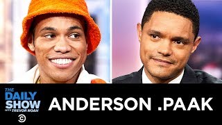 "Anderson .Paak - ""Oxnard"" & The Brandon Anderson Foundation 