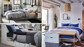 12 IKEA BEDROOM IDEAS FOR SMALL SPACES