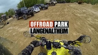 preview picture of video '[LTZ/SM] [GOPRO HD] OFFROAD PARK LANGENALTHEIM'
