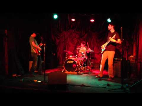 At Home in White Suburbia (Live @ THE END, 5/15/2012)