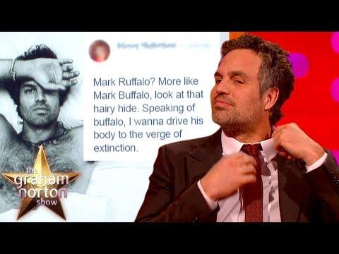 Sexy fotka Marka Ruffala a mazlíčci Roberta Downeyho Jr.