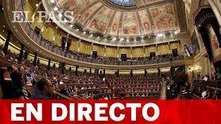 DIRECTO DEBATE DE INVESTIDURA | Turno de PNV, ERC, JXCAT y el resto de formaciones