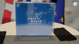 "LANCEMENT DU PRIX MARIN (ITOKA) LAUNCH OF THE ""MARIN AWARD"" (ITOKA)"