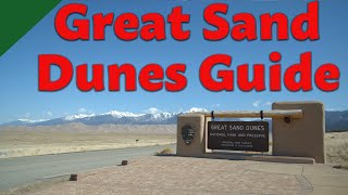 What is great sand dunes national park