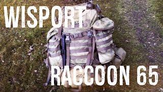 Wisport Raccoon 65 Liter Rucksack A-TACS FG - Review