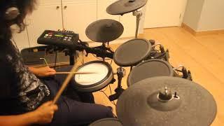 Locura Transitoria - Extremoduro - Drum cover ( Batería )