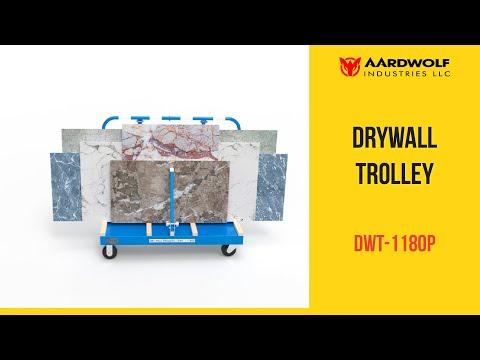 Dry Wall Trolley DWT-1180P