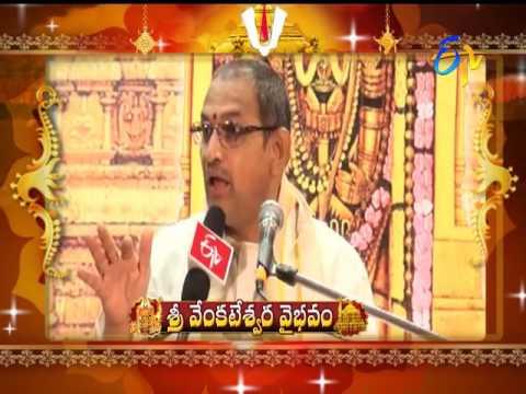 Sri Venkateswara Vaibhavam | Aradhana | 29th April 2017 | ETV Telugu