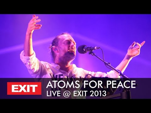 ATOMS FOR PEACE - Live At EXIT R:Evolution 2013 (Full Concert) - EXIT Festival