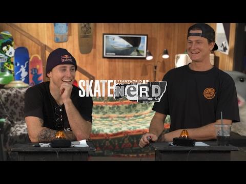Skate Nerd: Chris Russell Vs. Josh Borden | TransWorld SKATEboarding
