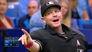 MLB 2015 May Ejections