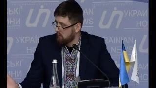 """Пресс-конференция: """"Студенты и трудовой коллектив НМУ объявили бессрочную забастовку ВУЗа"""""""