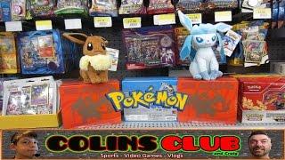 POKEMON Evolutions Elite Trainer Box Opening - ColinsClub