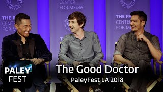 The Good Doctor at PaleyFest LA 2018: Full Conversation