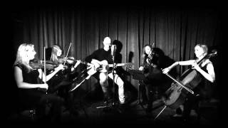 """Same"" performed live by Christoffer Hoyer - Christoffer Høyer - and string quartet"