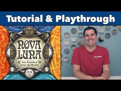Play Nova Luna Online Tabletopia