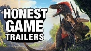 ARK: SURVIVAL EVOLVED (Honest Game Trailers)