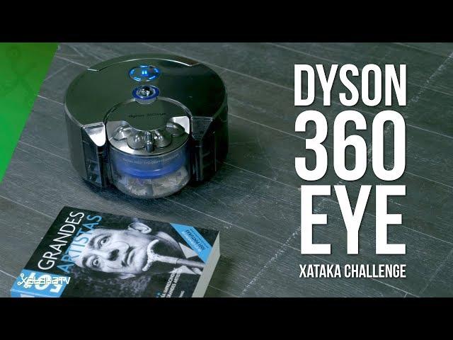 ¿El aspirador autónomo Dyson puede con todo?
