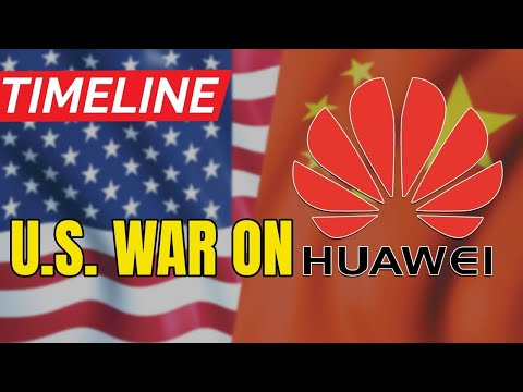 Who benefits from the US escalation against Huawei? – Journal of ...
